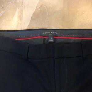 Banana Republic Black Sloan Dress Pants